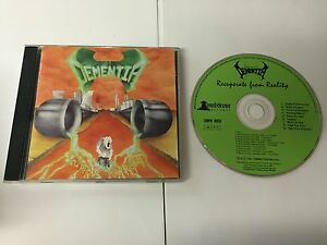 Dementia-Recuperate-from-Reality-Rare-CD-MINT-NMINT-5020640315338