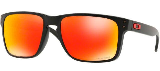 afcf65ed57 Oakley Holbrook XL Gafas de Sol - Negras con Color de Lente Naranja ...
