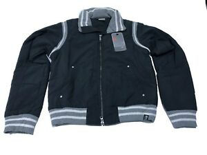 d173e7f07 Details about NIKE Ladies/Women's Casual Sports Bomber Jacket - Dark Grey  Size MEDIUM