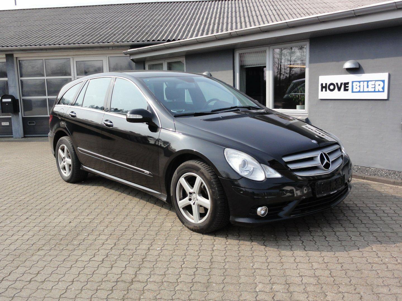 Mercedes R280 3,0 CDi aut. 4-M 5d - 139.500 kr.