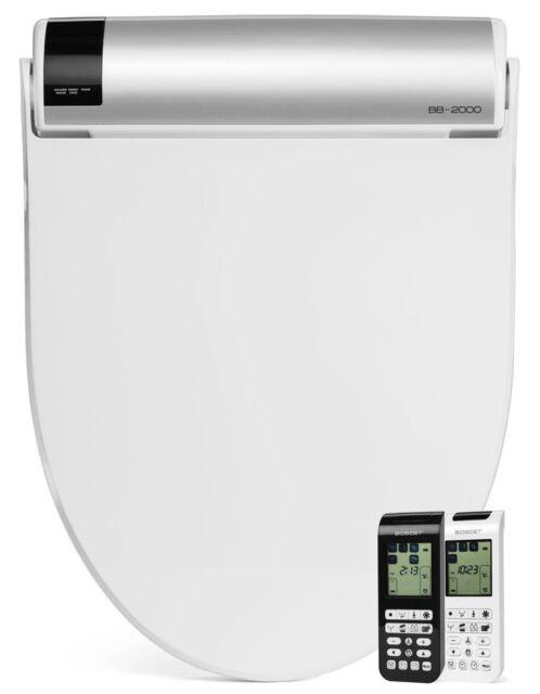 Biobidet Bliss Bb2000 Elongated White Bidet Smart Heated Toilet Seat For Parts For Sale Online Ebay
