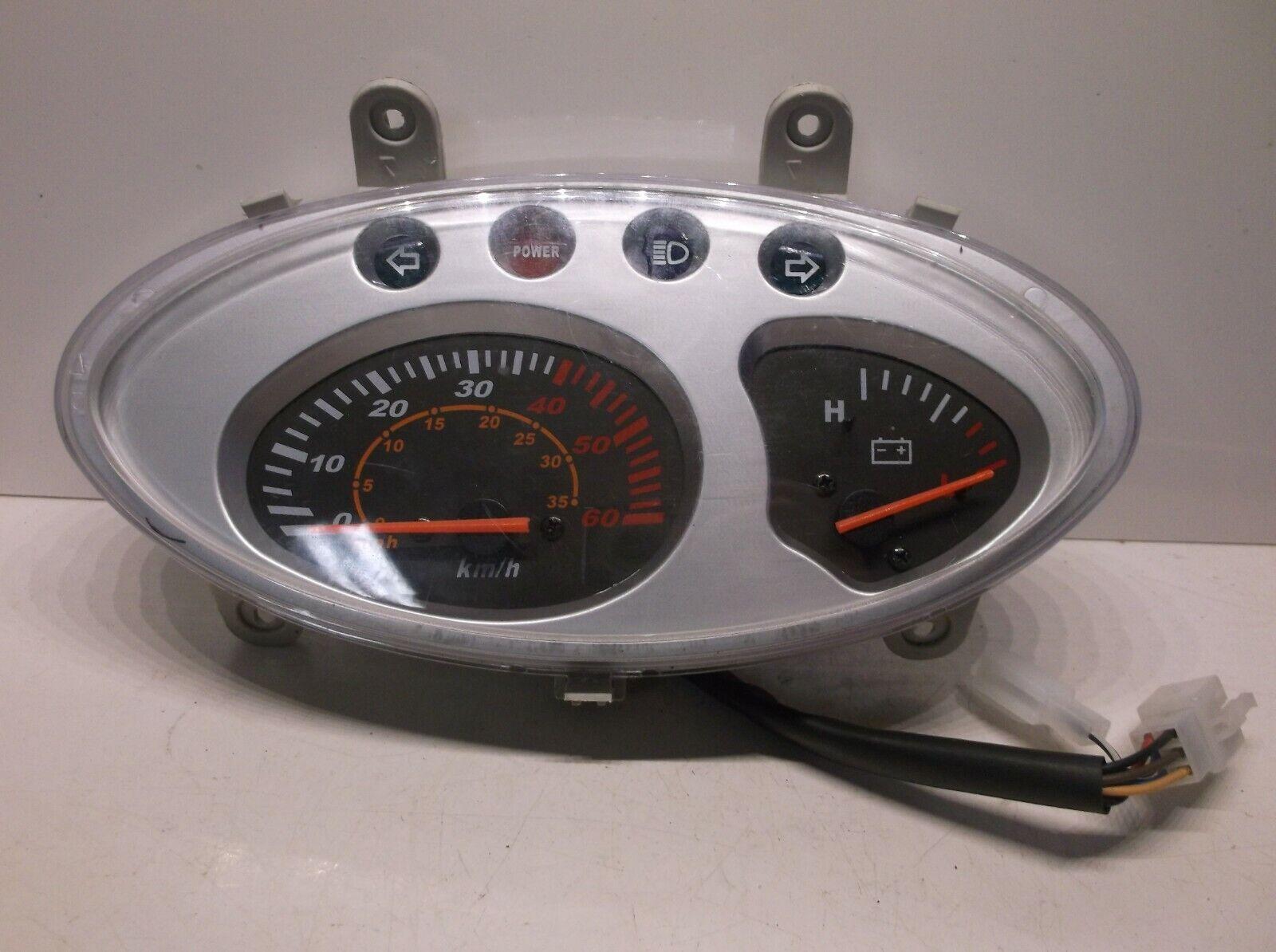 Montana 48V racimo del instrumento medidor