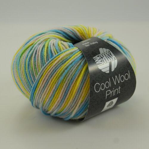 Lana Grossa Cool wool Print 50g lana-Selector de color