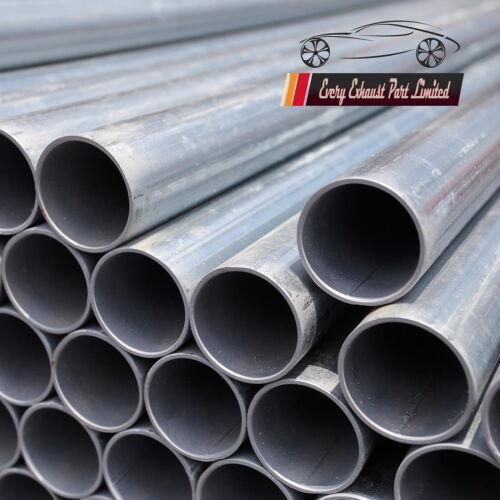 "2000mm 2 Meter Long 50mm x 1.5mm Wall ERW Mild Steel Tube 80"""