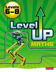 Level-Up-Maths-Pupil-Book-Level-6-8-0