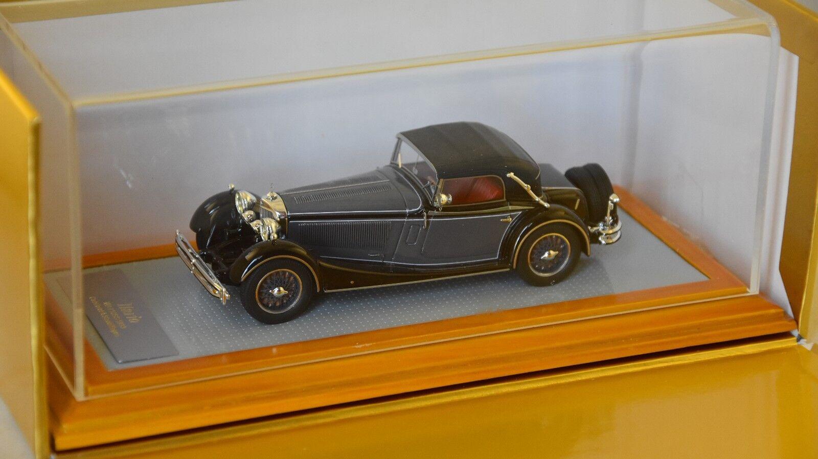 ILARIO - Mercedes Benz 710SS 1933 CABRIOLET A SINDELFINGEN 1 43