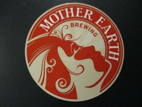 MOTHER EARTH BREW CO Boo Koo Kismet crf STICKER decal craft beer brewery brewing