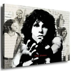 Bild Auf Leinwand The Doors Jim Morrison Kunstdrucke Wandbilder