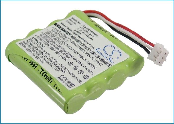 Ni-MH Battery for Crestron MT-500C TSU6010 MT-500C-RF NEW Premium Quality