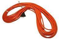 Sanitaire Vacuum Cleaner Power Cord, 50 Ft, Orange