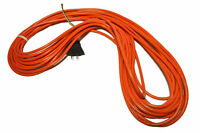 Sanitaire Vacuum Cleaner Power Cord, 50 Ft, Orange