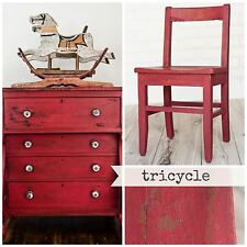Miss Mustard Seed's Milk Paint - Tricycle red - Sample Size furniture painting
