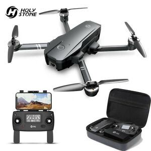 Holy Stone HS720 Foldable FPV Drone with 2K HD Camera Quadcopter Brushless GPS