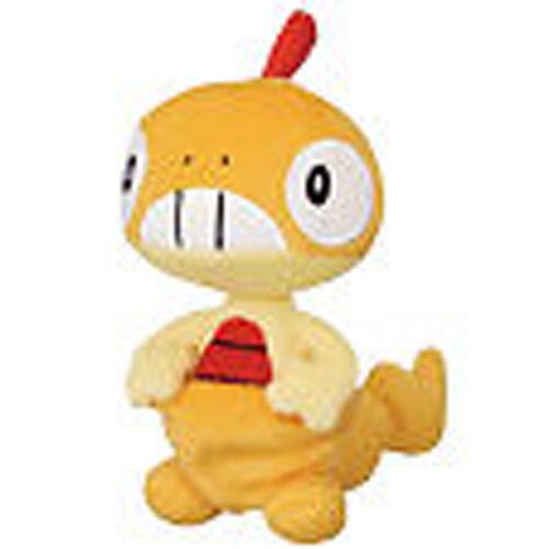 """Pokemon Movie 2012 Chibi KELDEO RESOLUTE 6/"""" Plush Doll Toy Plushie UFO Banpresto"""