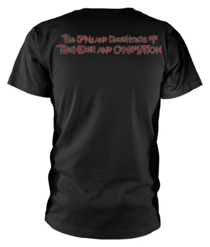 "NEW MODEL ARMY /""Thunder and Consolation/"" Noir T-shirt-NOUVEAU /& OFFICIEL!"