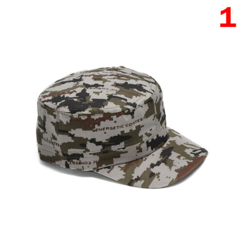 CLASSIC ARMY CAP MILITARY STYLE FIELD Baseball  COTTON ARMY HAT Unisex