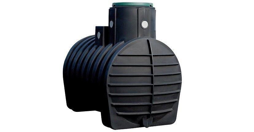 4 Rain Regenwassertank Mono 4000 Liter  Regenwassernutzung, Pumpen Zisterne
