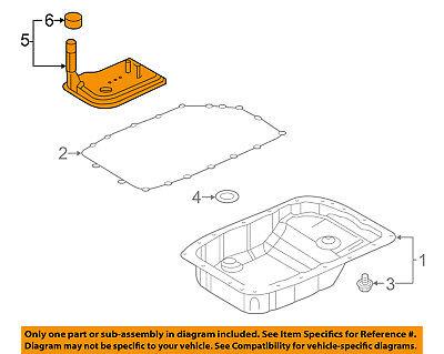GM OEM Automatic Transmission-Trans Filter 24252158