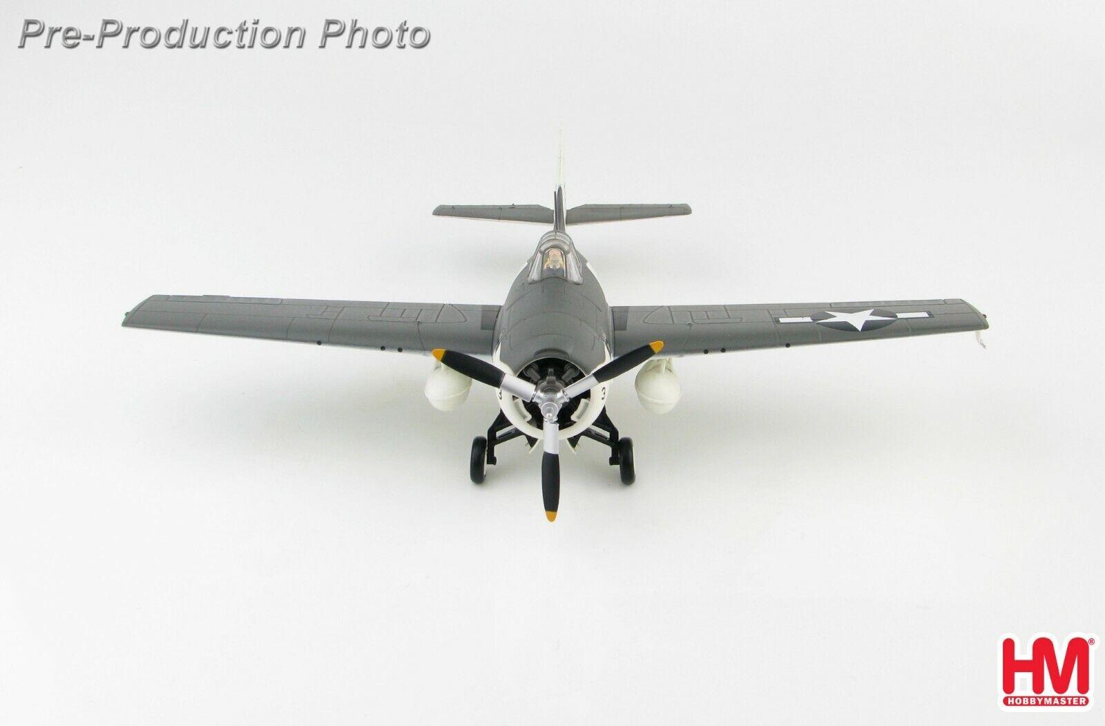 Hobby Master HA8903,Grumman F4F-4 Wildcat 46685, VC-12, USS Core, 1944