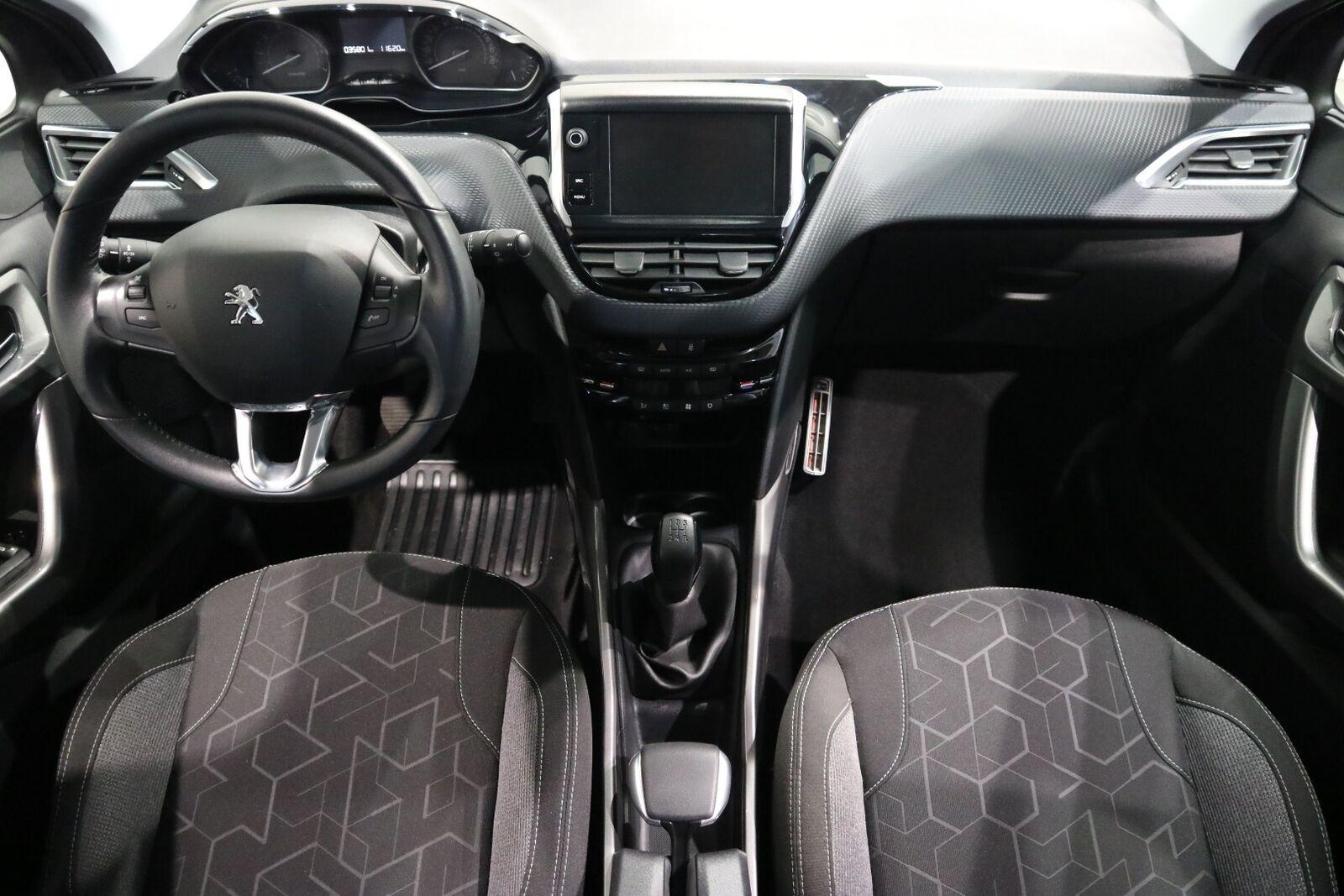 Peugeot 2008 1,2 VTi 82 Active - billede 10