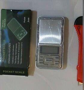 Pocket digital scale 200gram +/-0.02