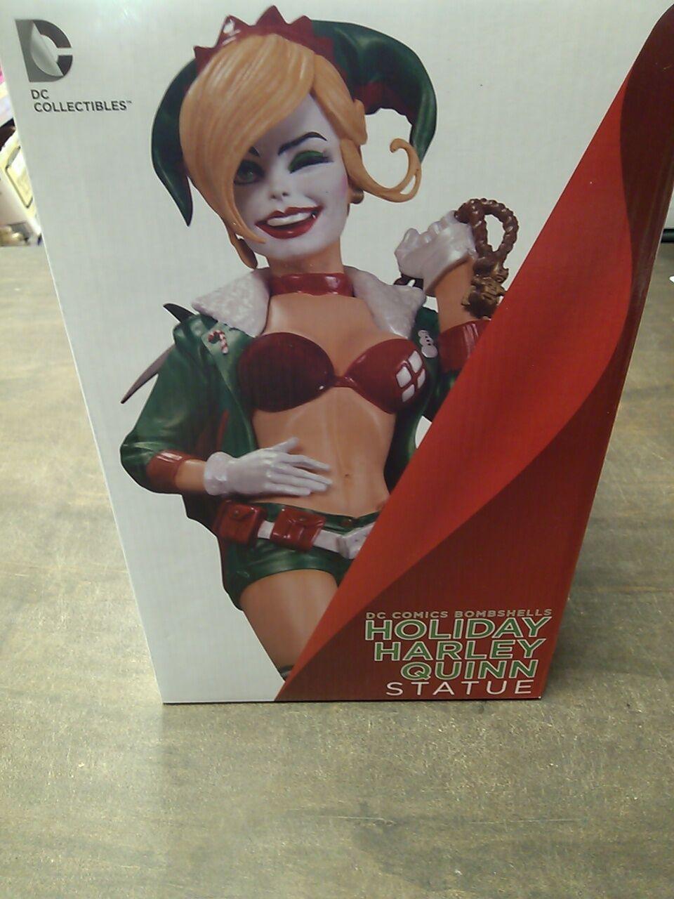 Dc comics sexbombe statue urlaub harley quinn