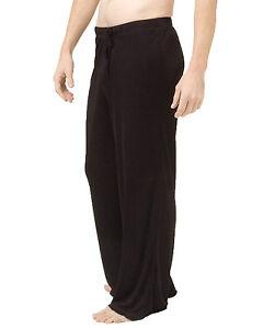 BNWT Mens Knitted Silk Mix Pyjama Trousers - Loungewear, Nightwear!!