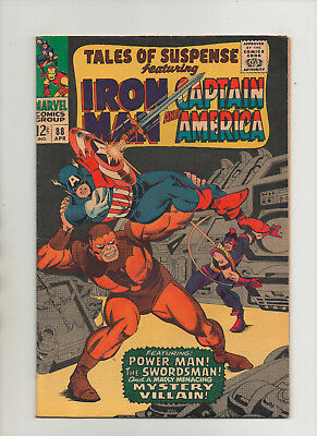 Tales of Suspense #85 1967 GD//VG 3.0 Stock Image Low Grade