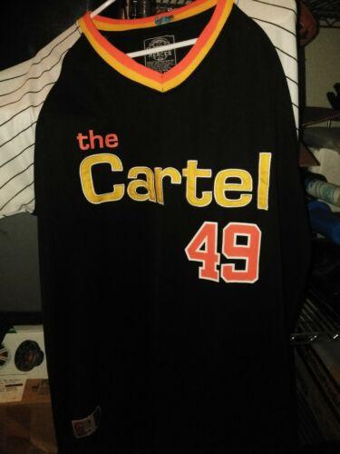 Cartel Baseball jersey