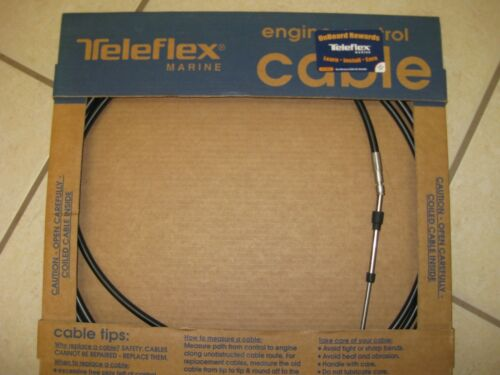 SeaStar CCX63317 Control Cable 3300 XTREME Series 17ft Teleflex Marine