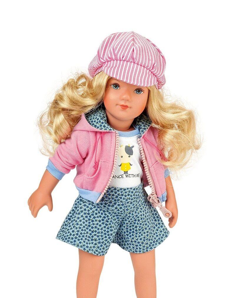 Puppen Kleidung Kleidung Kleidung 4teilig von Elea Josie für 39 - 41 cm Puppen Käthe Kruse 41320 01372c