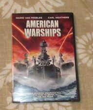 American Warships (DVD, 2012)