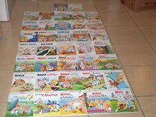 Comics komplette Asterix & Obelix Sammlung 38 Bände 1-37 + 1 Sonderband 1A!!!