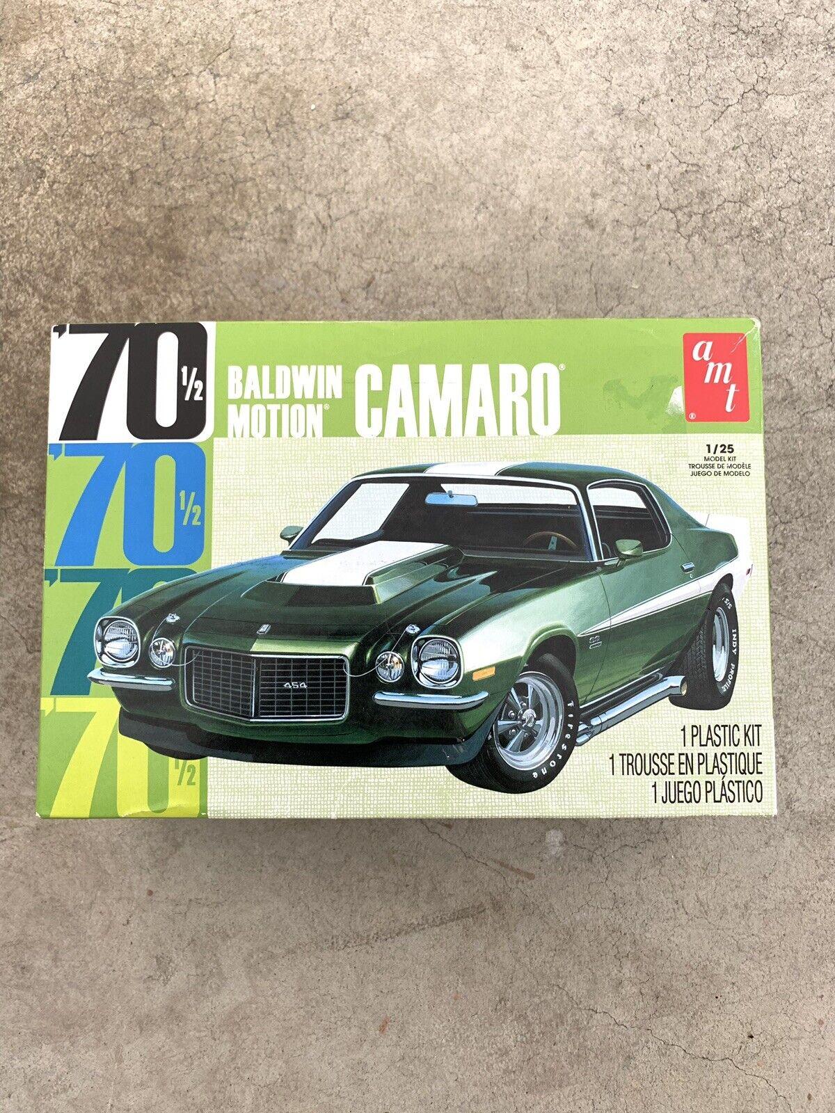 Vtg Camaro American Music Vehicle Model lego 's Art series 1990