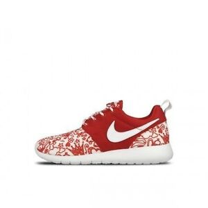 super popular 49664 3bd10 Image is loading NIKE-ROSHE-ONE-PRINT-GS-YOUTH-RUNNING-TRAINING-