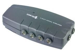 PHILEX-SLX-27820HSR-4-DIGITAL-TV-AERIAL-BOOSTER-AMPLIFER-TELEVISION-4G-FILTER