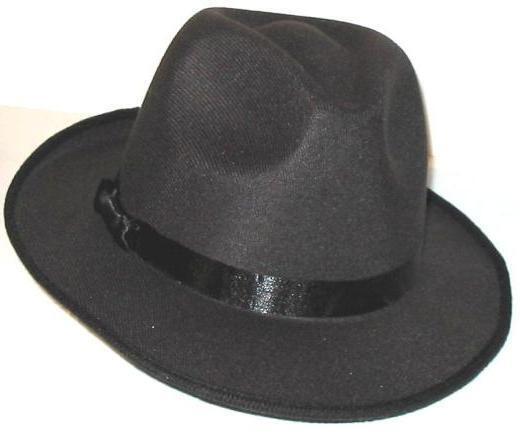 Buy Michael Jackson Black Fedora Hat - Billie Jean online  90f5f6ffa78