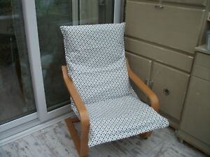 Outstanding Details About Handmade Cover For Ikea Alme Poang Chair Stool Rockpool Pattern 16 Ibusinesslaw Wood Chair Design Ideas Ibusinesslaworg