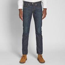 Double RL, RRL, slim fit jean, blue, still water, selvedge, s. 28 29 30 32 33 34
