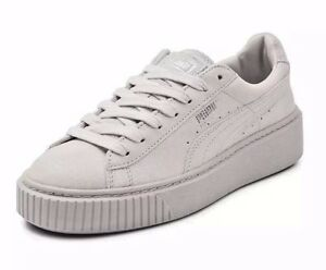 Image is loading Women-039-s-Shoe-PUMA-Basket-Platform-Reset-