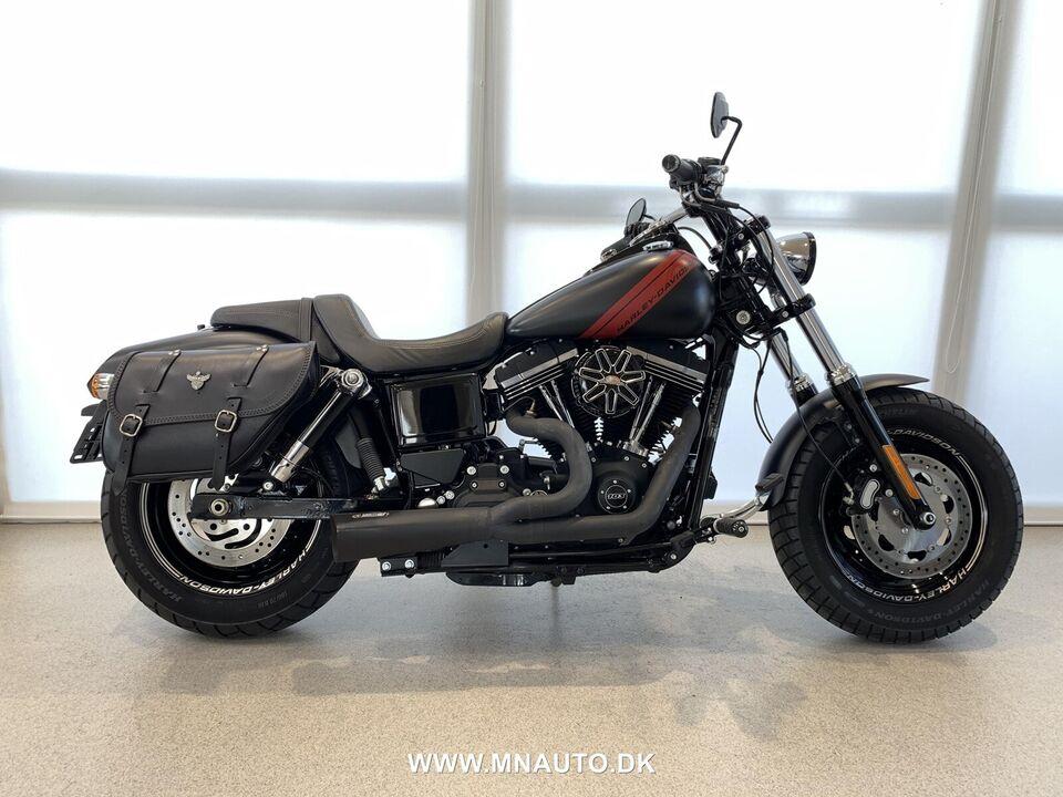 Harley-Davidson, FXDF Fat Bob, ccm 1690