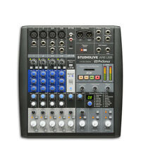 Presonus Studiolive Ar8 Usb 8-channel Mixer With Usb Recording +picks