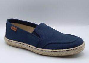 Mens-Casual-Shoe-By-DeValverde-Style-4002-Ebony-Taupe-amp-Marino