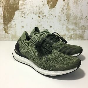 separation shoes d6ada 95bc7 Details about Adidas Ultra Boost Uncaged Olive Green Size 8