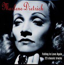 Marlene Dietrich / Falling In Love Again - MINT