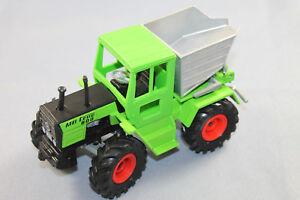 Bien Informé Siku 2951 Mo Trac Tracteur Avec Benne Farmer-série à L'échelle 1/32-afficher Le Titre D'origine