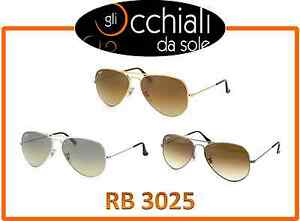 Ray-Ban-3025-Aviator-Large-Metal-occhiali-da-sole-Pilot-Best-Seller