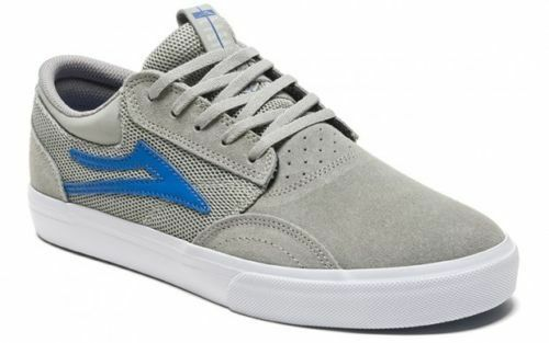 New  Lakai shoes Griffin - Grey Suede USA 5.5  check out the cheapest