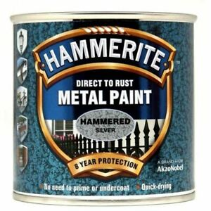 HAMMERITE-DIRECT-TO-RUST-METAL-PAINT-HAMMERED-SILVER-250ML-5084798