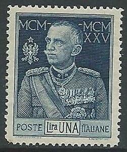 1925-26-REGNO-GIUBILEO-1-LIRA-D-13-1-2-LUSSO-MNH-M2-3